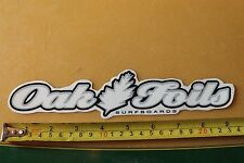 OAK FOILS Wayne Okamoto Vanguard South Surfboards MISC SO CAL Surfing STICKER