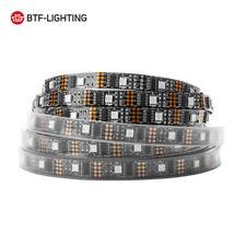 1-5m WS2801 RGB LED strip eclairage Lumières magiques romantiques ruban bande bk