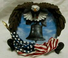 Independence ~ Let Freedom Ring Collection,The Hamilton Collection w/ Coa #0129