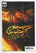 Marvel Comics GHOST RIDER #1 first printing wraparound variant