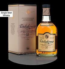 DALWHINNIE 15 Jahre - Highland Single Malt Scotch Whisky - SFWSC 2016 GOLD