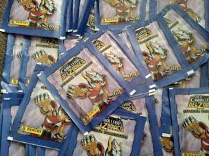 Brazil Version 2018 Panini Saint Seiya Caballeros del Zodiaco x50 sticker Pack