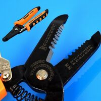 Stripper Multifunctional Handle Cable Wire Stripping Cutter Cutting Pliers Tool