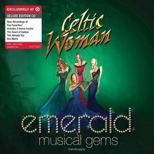 Celtic Woman - Emerald: Musical Gems Target Exclusive NEW CD Audio