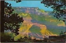 (zwl) Postcard: Grand Canyon National Park