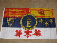 3X5 CANADIAN ROYAL STANDARD FLAG CANADA BANNER NEW F100
