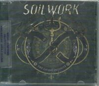 SOILWORK THE LIVING INFINITE SEALED 2 CD SET NEW