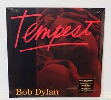 BOB DYLAN Tempest 180-gram VINYL 2xLP + CD SEALED