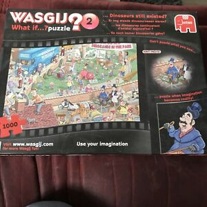 What If?...Wasgij - No: 2 -  1000 Piece Jigsaw Puzzle