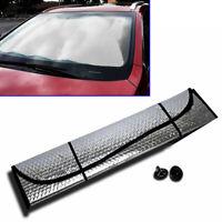 Car Windshield SunShade Window Curtain Car Sun Visor UV Heat Protection Foldable