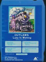 8 Track Tape - Outlaws - Lady in Waiting - Arista 8301-4070 H