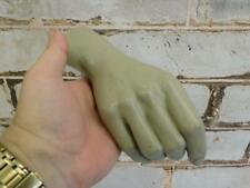 really old hand vintage mannequin hand