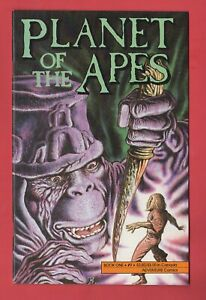 Planet of the Apes Book One  #9 Adventure Comics 1991 Black and White