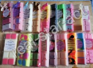 Highly Scented Wax Melts Snap Bars. Approx 50g, * Enchanting Melts* Choose Scent