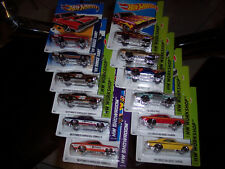 hotwheels 68 dodge dart/68 brazillian dodge charger/74 brazillian charger bundle