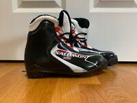 Salomon Mini Childrens cross country ski boots US 5.5 , UK 5