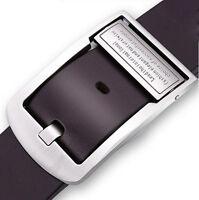 2018 Designer belts mens Top quality Mens Belt Genuine Leather Belt large size