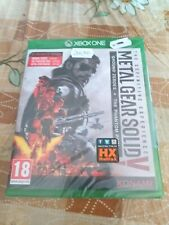 1893N-Metal Gear Solid 5 The Definitive Edition Xbox One NUOVO