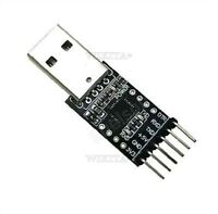 6Pin Usb 2.0 To Ttl Uart Module Serial Converter CP2102 Stc Replace FT232 Mod ri