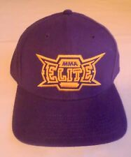 MMA Elite Cap Hat Purple L/XL 58 cm NEW Cotton A Flex Band Many Available
