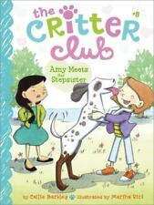 Amy Meets Her Stepsister (The Critter Club)-ExLibrary
