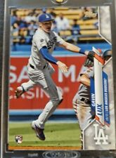 2020 TOPPS SERIES 1 ROOKIE RC SP VARIATION PHOTO GAVIN LUX RARE