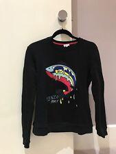Kenzo Paris Womens Sweater Size Large Cotton Long Sleeve