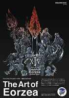 JAPAN Final Fantasy XIV A Realm Reborn The Art of Eorzea Another Dawn 4757544618