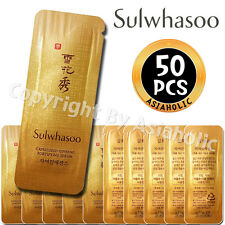 Sulwhasoo Capsulized Ginseng Fortifying Serum 1ml x 50pcs (50ml) Sample AMORE