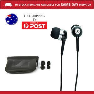 Sennheiser CX 300-II Precision Earbuds In-Ear Headphones - Black - AUS Seller