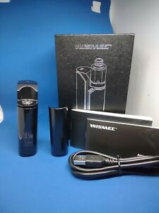 Wis-mec Reuleaux RX75 mod in Black. Used but VGC.