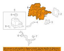 TOYOTA OEM 2015 Prius C-Power Brake Vacuum Booster 4705052310