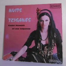 """33 tours Yoska NEMETH Disque Vinyle LP 12"""" NUITS TZIGANES Monde MUSIDISC CV 907"""