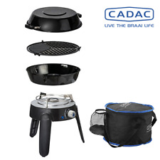 Cadac Carri Chef Deluxe.Cadac Barbecues For Sale Ebay