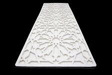Gypsum Plaster Tiles Moroccan Ceiling & Wall Tiles Geometric Dado Cornice Coving