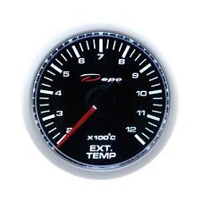 Depo Racing Manometro serie CSM EGT Temperatura gas di Scarico CSM-W5257B