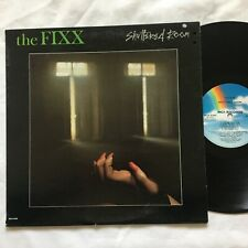 New listing The FIXX Shuttered Room 1982 Original Vintage Vinyl LP Record Awesome!