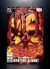 COMICS: DC: New Teen Titans #40 (vol 1, 1984), Brother Blood app - RARE
