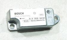 Audi A3 8L1 (96-00) Crash Sensor Airbag BOSCH 8L0959643A #37707-B226