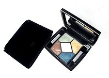 Christian Dior 5 Couleurs Eyeshadow Palette ~ 556 Contaste Horizon ~ 0.21 oz ~