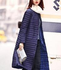 Women's Long Ultralight Jacket Coat  Outdoor Puffer Duck Down snow Warm Parka