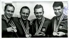 Horst Löffler (GER) 2.OS Tokio 1964 Schwimmen 4x100m original signiert/signed !!