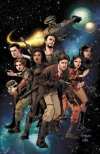 Serenity No Power In The 'Verse #1 Print Poster Georges Jeanty Signed Firefly