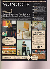 MONOCLE MAGAZINE NOV 2013,A BRIEFING ON GLOBAL AFFAIRS,BUSINESS,CULTURE& DESIGN