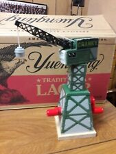 Thomas & Friends Wooden Railway Train Tank Engine Cranky Crane  Working