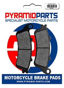Rear brake pads for Honda CBR1100 XX Blackbird 97-08