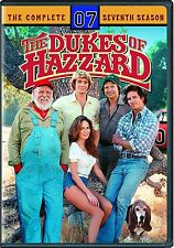 Dukes of Hazzard The Complete Season 7 Seventh 7th Movies 6 DISC DVD NEW SEALED