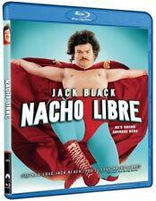 NEW Nacho Libre (Blu-ray Disc, 2006) comedy Jack Black Movie NACHOLIBRE BLURAY