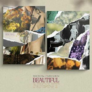 YESUNG BEAUTIFUL NIGHT 4th Mini Album PHOTO BOOK Verion