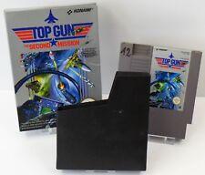Nintendo NES Spiel - Top Gun The Second Mission + OVP